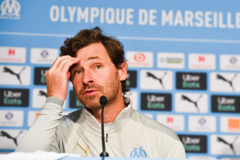 L'entraîneur de l'OM André Villas-Boas a raconté ses mauvais souvenirs de mercato.
