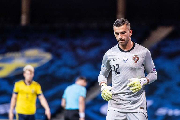Anthony Lopes testé positif à la covid-19 — Portugal