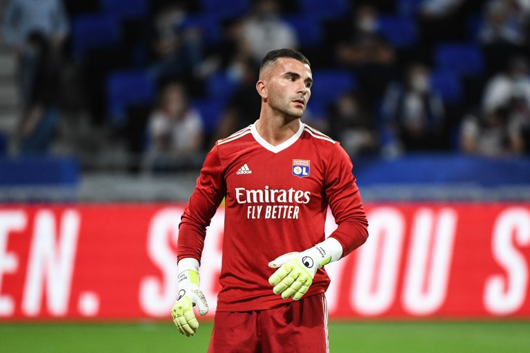 Anthony Lopes attendu au tournant face à l'ASSE — OL