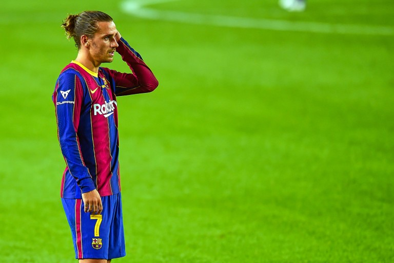 Antoine Griezmann opposé à la baisse des salaires au Barça