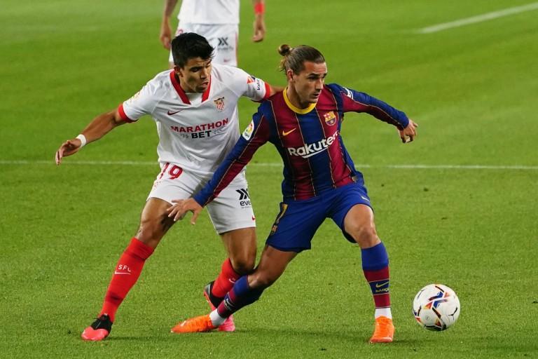 Antoine Griezmann veut participer à l'effort pour maintenir le FC Barcelone à flot.