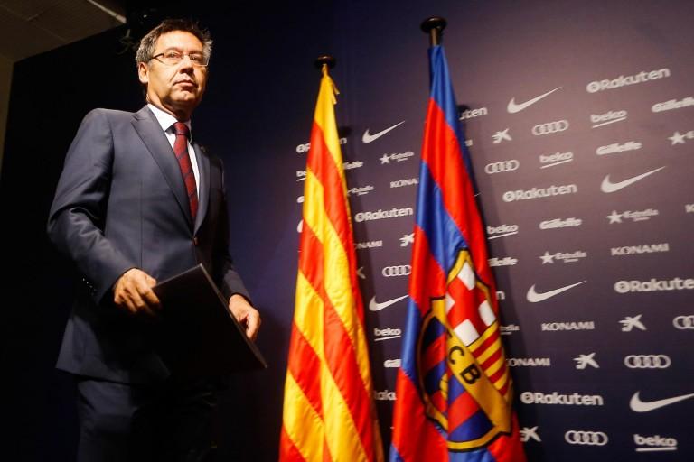 Barça : Coup de tonnerre au siège du FC Barcelone