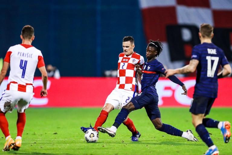 Stade Rennais FC : Deschamps mécontent de la prestation de Camavinga lors de Croatie-France (1-2)