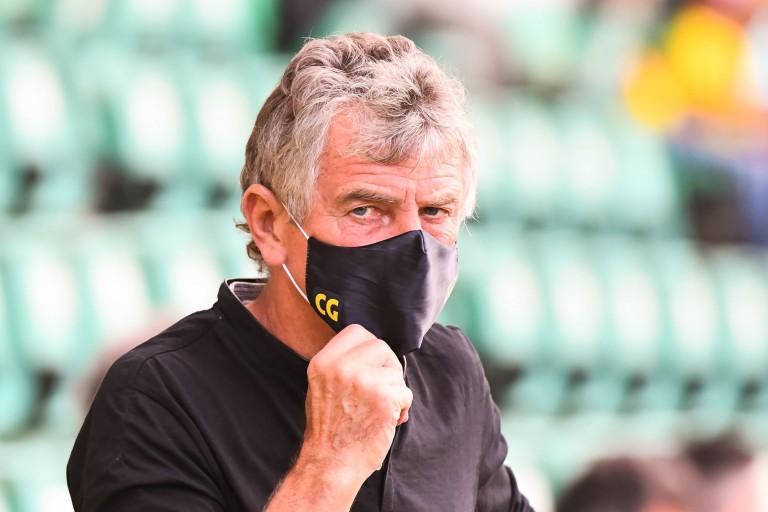 Christian Gourcuff, le coach du FC Nantes