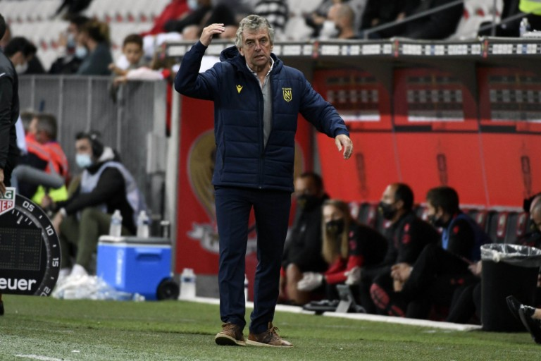 Christian Gourcuff perd Michel Audrain au FC Nantes