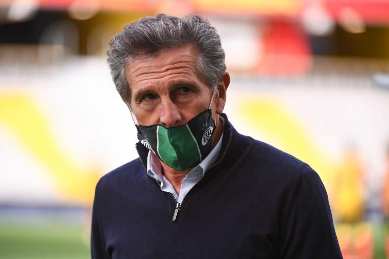 Claude Puel, le coach de l'ASSE