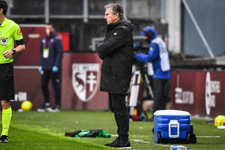 Claude Puel inquiet pour Panagiotis Retsos