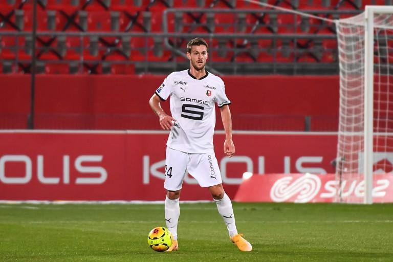 Daniele Rugani va manquer plusieurs matches du Stade Rennais.