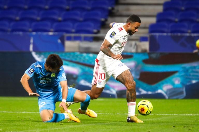 OL : Jean-Michel Aulas dément Memphis Depay sur son transfert raté au FC Barcelone.