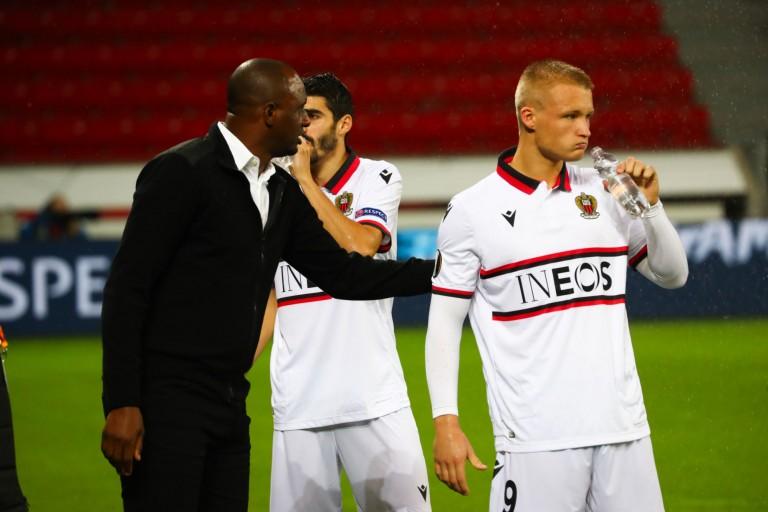 OGC Nice : Patrick Vieira attend plus de Kasper Dolberg