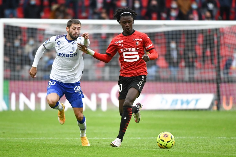 Real, ça se confirme pour Camavinga — Stade rennais Mercato