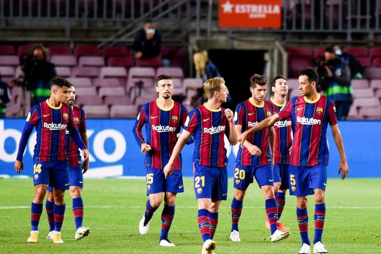Le Barça toujours sans Marc-André Ter Stegen contre la Juventus Turin puis le Real Madrid