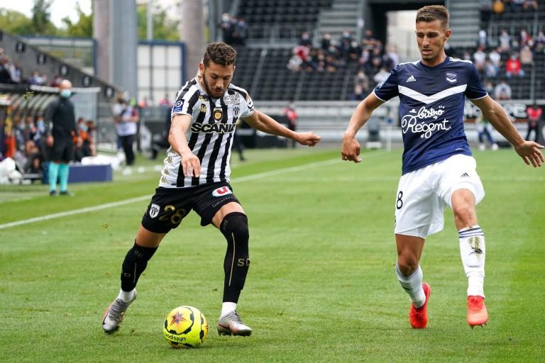 Farid El Melali écarté par le SCO Angers