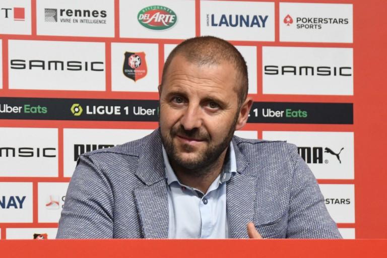 Le Stade Rennais de Florian Maurice a planché sur l'arrivée du future star au SRFC.