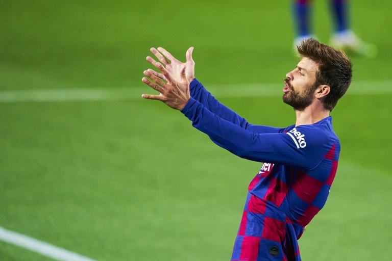 Barça : Gerard Piqué annonce un vestiaire solidaire contre la baisse des salaires