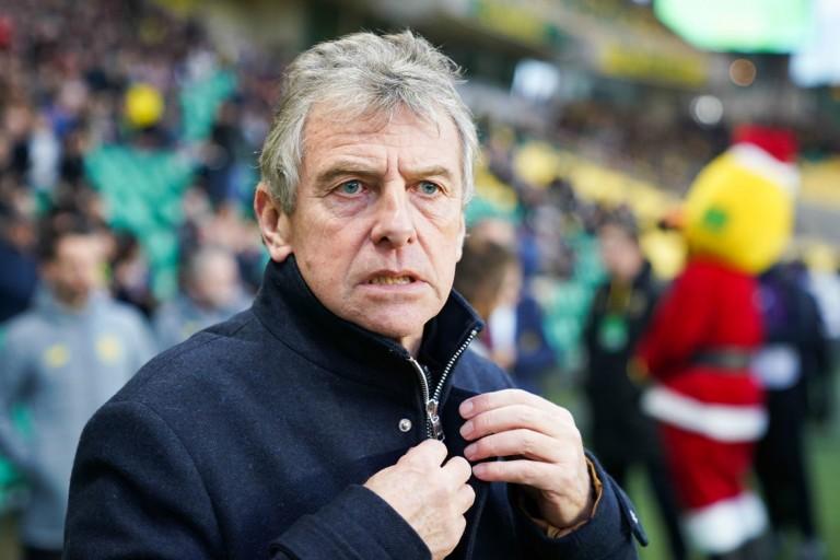 Christian Gourcuff en difficulté au FC Nantes