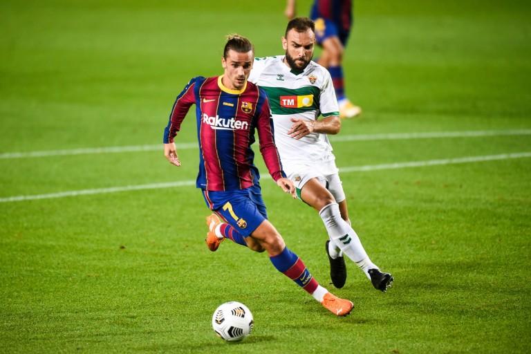 FC Barcelone : Antoine Griezmann décidé à rebondir cette saison