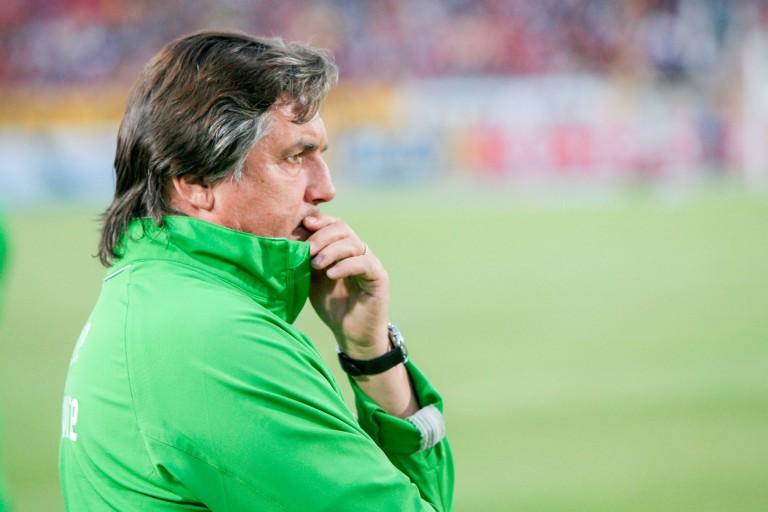 Henri Michel, légende du FC Nantes