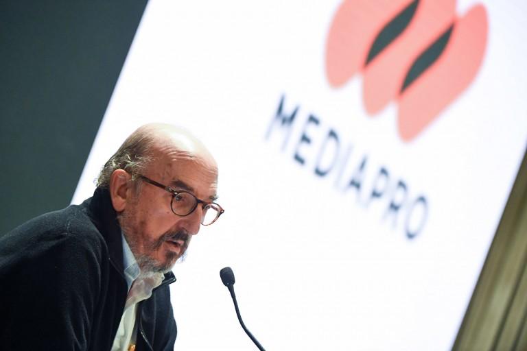 Jaume Roures, le patron de Mediapro.