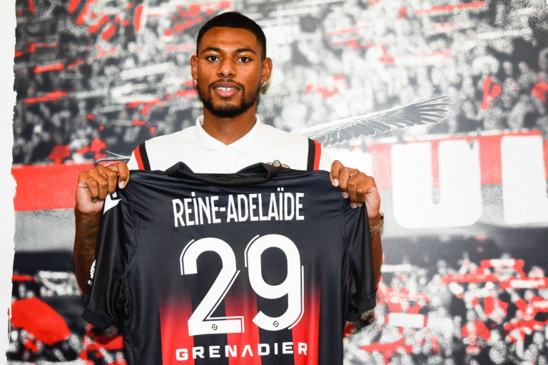 Jeff Reine-Adélaïde nouveau joueur de l'OGC Nice