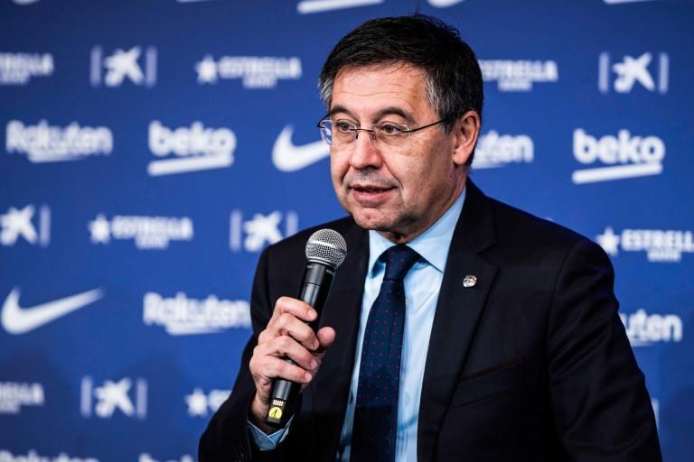 Josep Maria  Bartomeu n'est plus le président du FC Barcelone et a révélé un petit secret avant de partir.