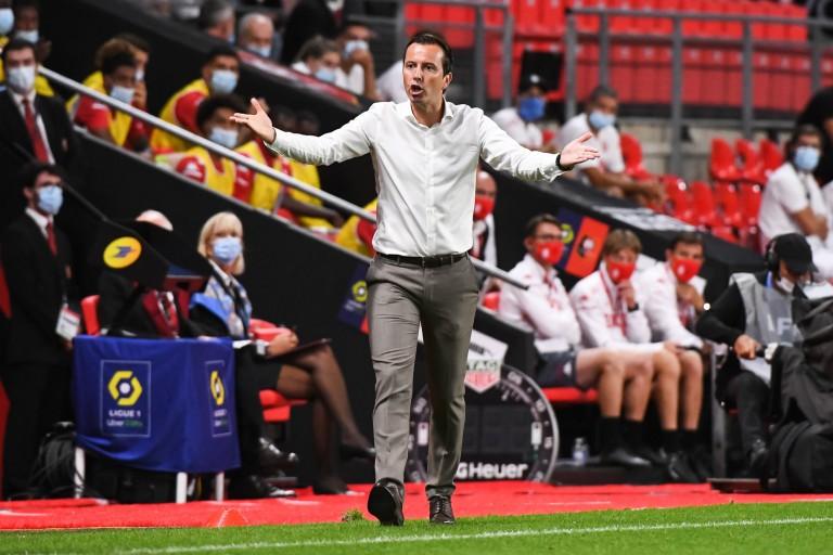 Julien Stéphan et le Stade Rennais vont devoir composer pour le déplacement à Dijon.