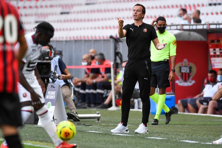 Julien Stéphan, l'entraîneur du Stade Rennais, a trouvé son mentor chez le rival du FC Nantes.