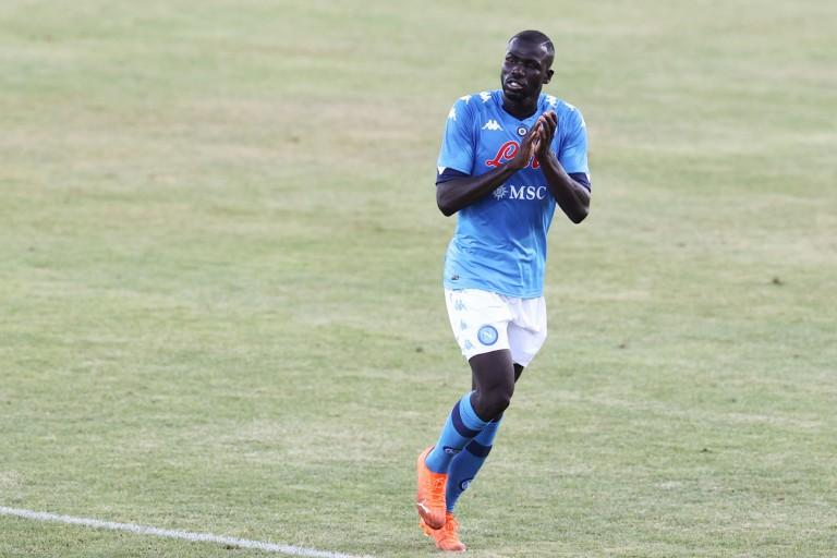Kalidou Koulibaly n'était pas attiré par l'intérêt du PSG au mercato.