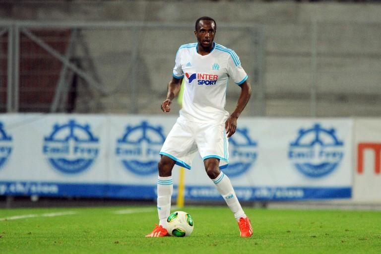 OM : Kassim Abdallah lors du match contre Sochaux