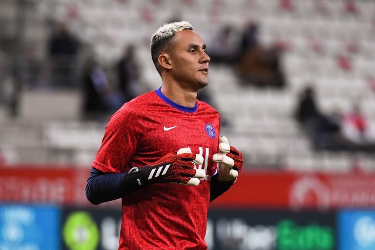 Keylor Navas veut raccrocher au PSG