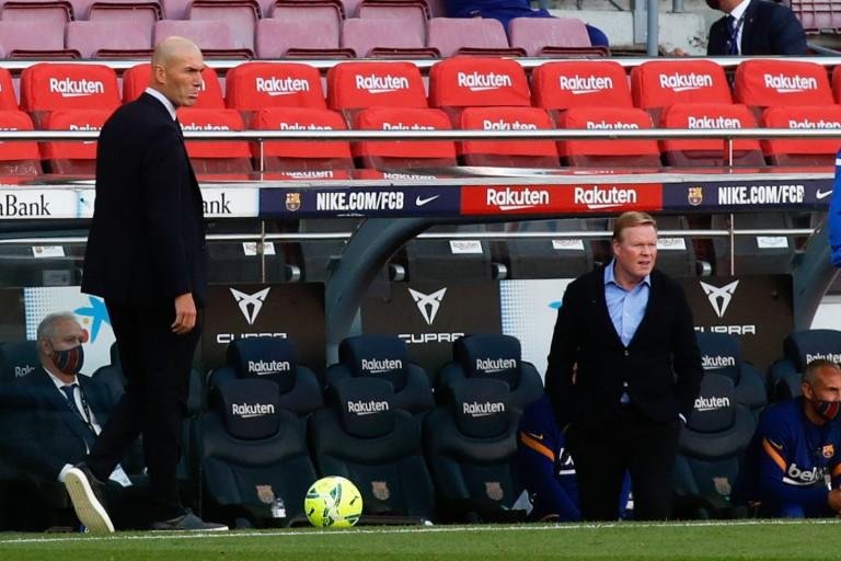 Le Real Madrid remporte le Clasico et soulage Zidane — Esp