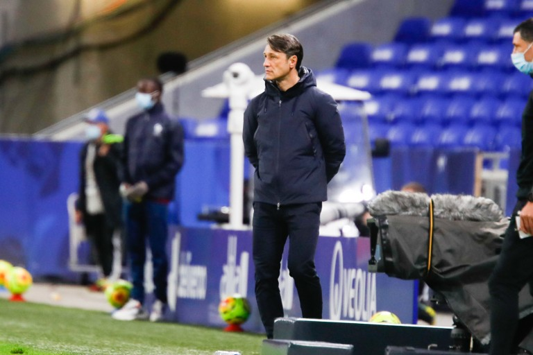 AS Monaco : Niko Kovac avoue sa part de responsabilité dans la défaite à Lyon.