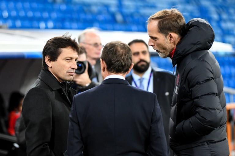 PSG Mercato : Leonardo en conversation avec THOMAS TUCHEL