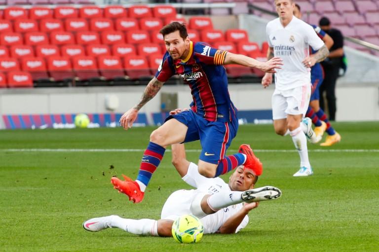 Lionel Messi encore muet lors d'un Clasico