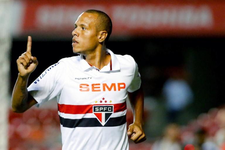 Luis Fabiano a évoqué ses souvenirs du Stade Rennais avant le match au Séville FC.