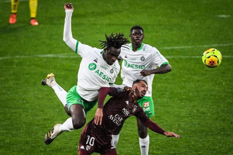 L'ASSE a enregistré une quatrième défaite de rang en Ligue 1.