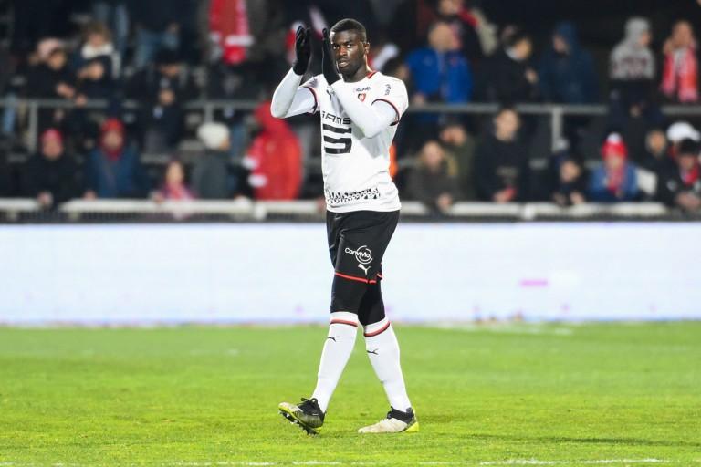 Foot - Transferts - Transferts : M'Baye Niang (Rennes) n'ira pas à Saint-Etienne