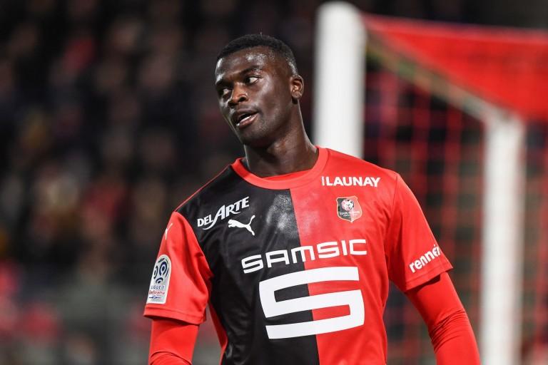Stade Rennais FC : Mbaye Niang aurait eu des chamailleries avec le président Nicolas Holveck