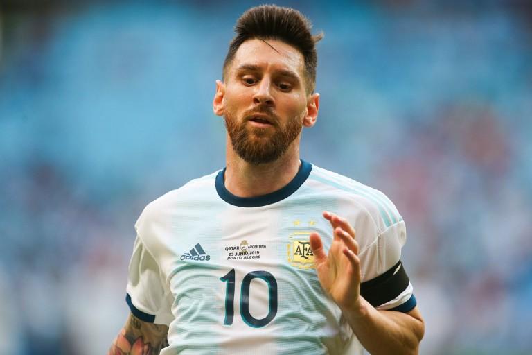 Lionel Messi a insulté le préparateur physique bolivien après le match Bolivie - Argentine.