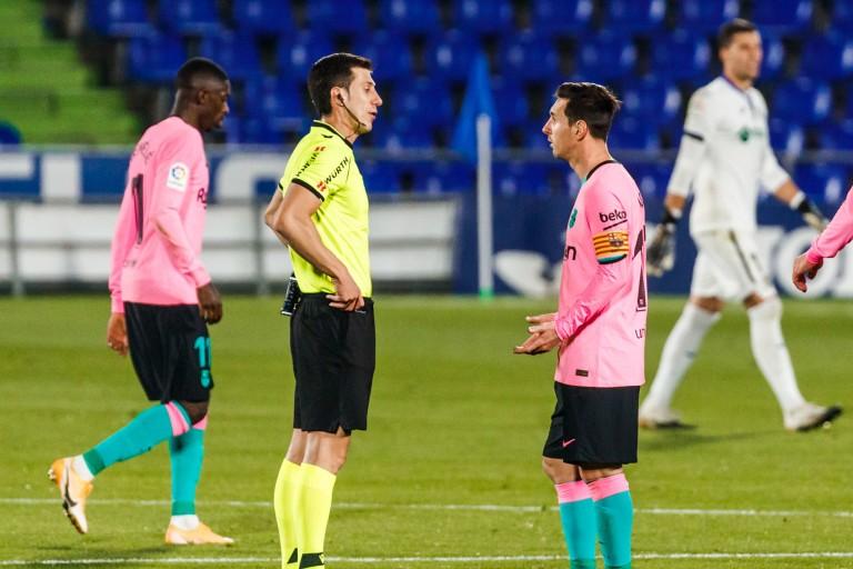 Ronald Koeman s'enflamme pour Lionel Messi