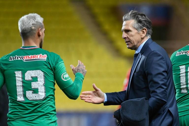 Miguel Trauco a retrouvé grâce aux yeux de Claude Puel, le coach de l'ASSE.