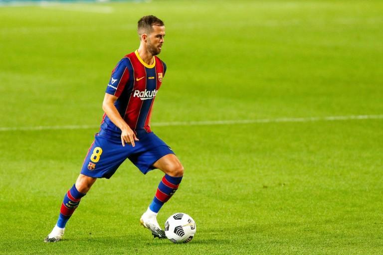 Miralem Pjanic dans le dur au Barça