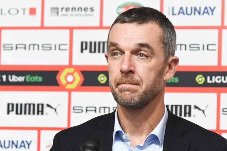 Nicolas Holveck déçu pour le Stade rennais