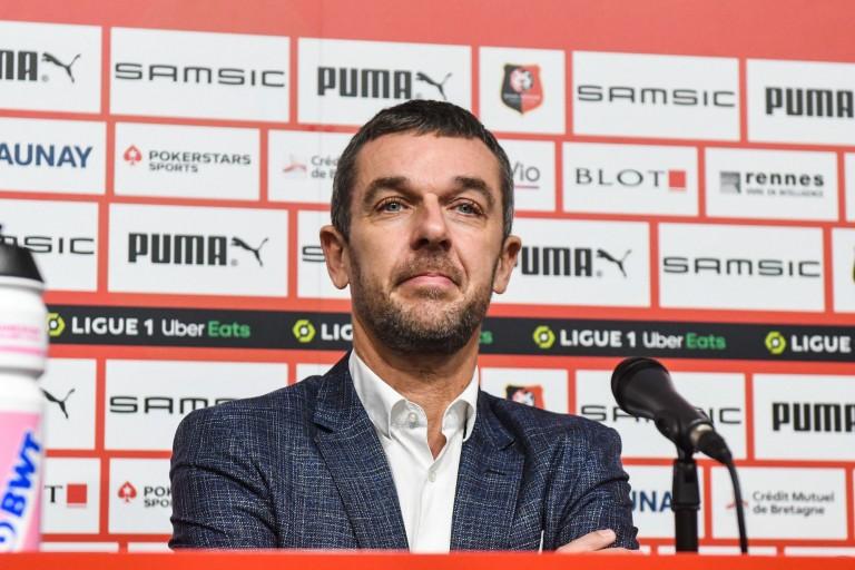 Le président du Stade Rennais, Nicolas Holveck, affiche les ambitions du club pour la saison actuelle.