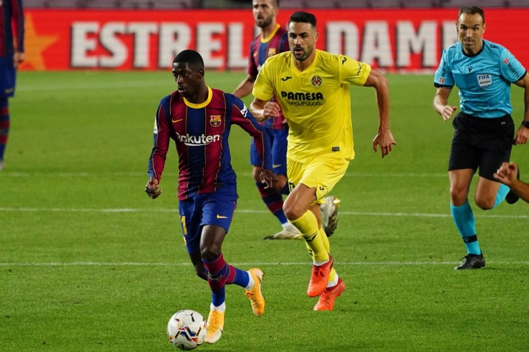 Quand un joueur du Barça déconseillait Dembélé — FC Barcelone
