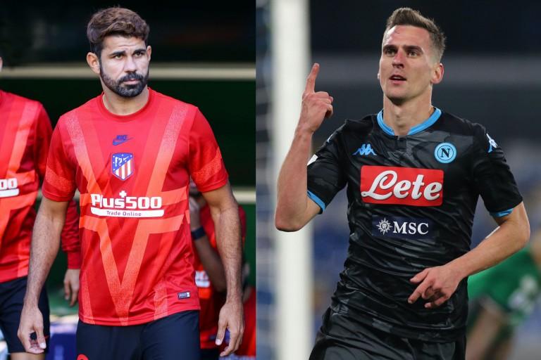 Mercato PSG Live : Diego Costa et Arkadiusz Milik, deux cibles peu crédibles