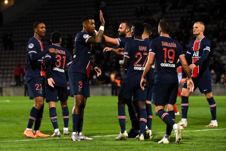 Le PSG peut reprendre ses distances en cas de victoire.