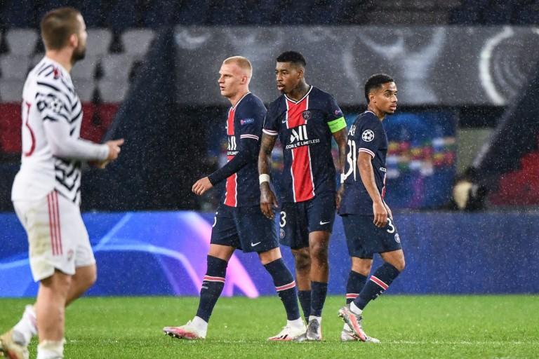 Le PSG défait en Ligue des champions