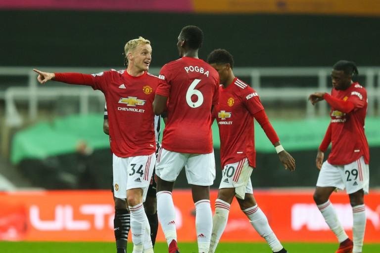 Manchester United ne fera pas de revalorisation salariale excessive pour une nouvelle prolongation de Paul Pogba