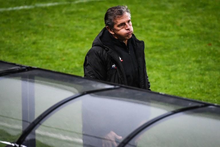 ASSE : Claude Puel déçu de la prestation de ses joueurs à Metz